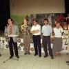 Inauguration à Saint-Léonard de la Semaine des Art