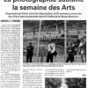 Semaine des Arts 2011 - Photographie